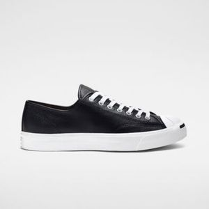 Converse Jack Purcell Leather Unisex Low Top Shoe